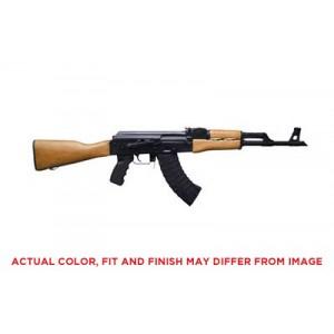 "Century Arms RAS47 7.62X39 30-Round 16.5"" Semi-Automatic Rifle in Black - RI2250N"