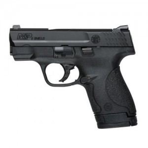 "Smith & Wesson M&P Shield 9mm 8+1 3.1"" Pistol in Black (LE) - 11702"