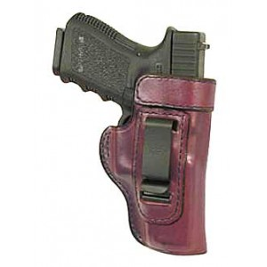 Don Hume H715m Clip-on Holster, Inside The Pant, Fits Glock 20/21, Right Hand, Brown Leather J168100r - J168100R