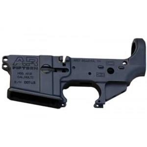 "Pw Arms Stripped Lower Receiver, Ar-15, Semi-automatic, 223 Rem/556nato, 16"" Barrel, Black Finish, Black Stock Ar15swr-01"