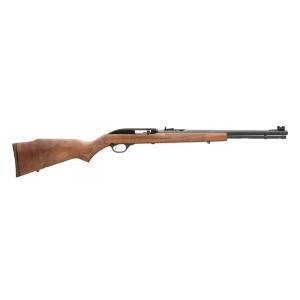 "Marlin Firearms Model 60 Deluxe 50th Anniversary Edition .22 Long Rifle 14-Round 19"" Semi-Automatic Rifle in Blued - 70622"
