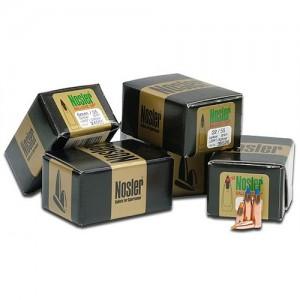 Nosler .416 Cal. 400 Grain Dangerous Game Flat Point 25/Box 23654