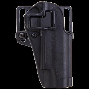 Blackhawk Serpa CQC Right-Hand Multi Holster for 1911 in Matte Black (3) - 410503BKR