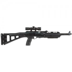 "Hi-Point Carbine 9mm 10-Round 16.5"" Semi-Automatic Rifle in Black - 9954X32TS"