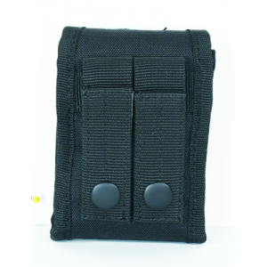 Electronic Gadget Pouch Color: Black Feature: With MOLLE Straps