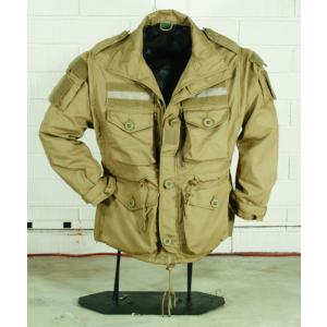 Voodoo Tactical 1 Field Men's Full Zip Jacket in Sand - Small