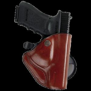 Bianchi 23210 83 Paddle Lok Glock 26/27 Leather Tan - 23210