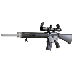 "Armalite Tactical .223 Remington/5.56 NATO 10-Round 24"" Semi-Automatic Rifle in Black - 15TBN"