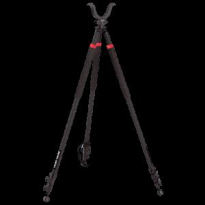 Bog-Pod 735540 TAC3 Tactical Devil Tall Tripod Aluminum Black