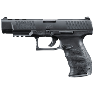 "Walther PPQ (M2) 9mm Luger 15+1 5"" Pistol in Tenifer Black  - 2796091"