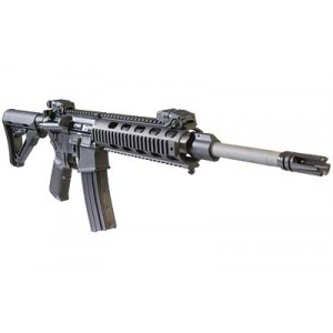 "DPMS Panther Arms Recon Enhanced Tactical .223 Remington/5.56 NATO 30-Round 16"" Semi-Automatic Rifle in Black - 60542"