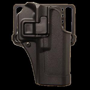Blackhawk Serpa CQC Right-Hand Multi Holster for Glock 42 in Black - 410567BKR