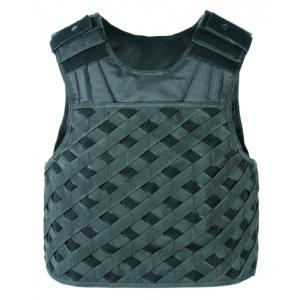 F.A.S.T. Vest w/ new Universal Lattice Molle Color: Black Size: Medium-XLarge