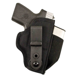 "Desantis Gunhide Tuck This II Right-Hand IWB Holster for Diamondback DB380 in Black (2.8"") - M24BJI5ZO"