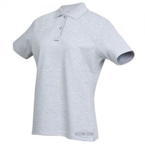 Tru Spec 24-7 Women's Short Sleeve Polo in Heather Grey - Large
