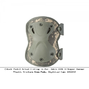 Xtak Knee Pad Color: Digitized Camo