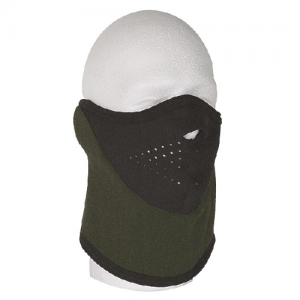 Fleece Flask Mask Color: OD Green