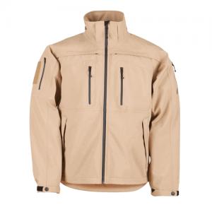 5.11 Tactical Sabre 2.0 Men's Full Zip Jacket in Coyote - X-Large