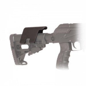 CAA Command Arms Cheek Rest Set CP1/CP2 Polymer Black CP