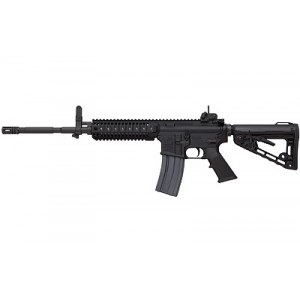 "Colt LE6940 Piston .223 Remington/5.56 NATO 30-Round 16.1"" Semi-Automatic Rifle in Black - LE6940P"