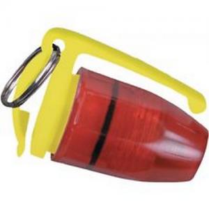 """Pelican Mini Flasher in Yellow (1.73"""") - 2130-010-245"""