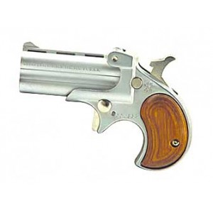 "Cobra Enterprises C22m .22 Winchester Magnum 2-Shot 2.4"" Derringer in Nickel - C22MSR"