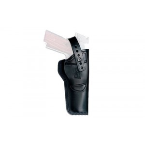 """Desantis Gunhide The Woodsman Right-Hand Belt Holster for Walther P22/Smith & Wesson 41 in Black (5.5"""") - 097BALAZ0"""