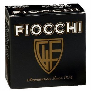 """Fiocchi Ammunition Game and Target .12 Gauge (2.75"""") 8 Shot Lead (250-Rounds) - 12GT8"""