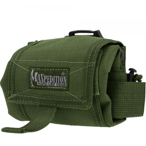 Maxpedition Mega Rollypoly Pouch Rollypoly Bag in Olive - 0209G