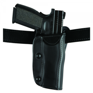 Custom Fit STX Pln, Blk, RH  Custom Fit STX Pln, Blk, RH  567 Custom Fit for Pistols, STX Plain, Black, Right Handed for Sig Sauer P229R DASA/DAK 3.9  BBL, P22OR Compact 3.75  BBL - 567-744-411