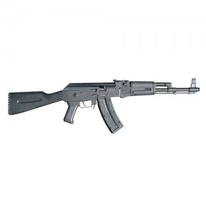 """American Tactical Imports GSG AK-47 Tribute .22 Long Rifle 22-Round 16.5"""" Semi-Automatic Rifle in Black - 2222AK47"""