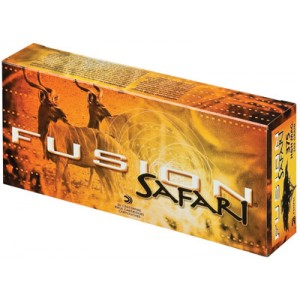 Federal Cartridge .375 H&H Magnum Fusion, 300 Grain (20 Rounds) - F375FS1