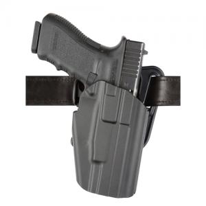 """Safariland 577 GLS Pro-Fit Left-Hand Belt Holster for FN Herstal FNS 40 in STX Plain Black (4"""") - 577-283-412"""