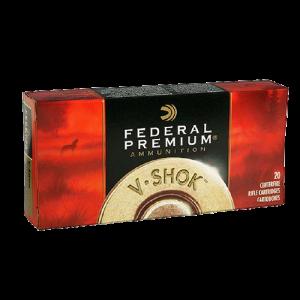 Federal Cartridge .280 Remington Barnes Triple Shock X-Bullet, 140 Grain (20 Rounds) - P280E