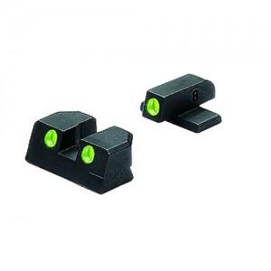 Meprolight Green Front/Rear Tru-Dot Fixed Sight For Sig 220/225/226/228 10110