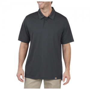 Dickies Work Shirt Men's Uniform Shirt in Dow Charcoal - Large