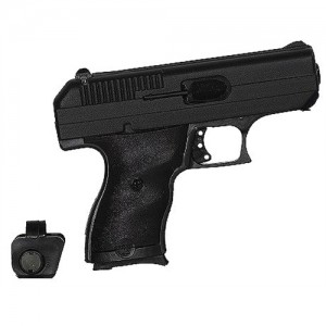 "Hi-Point C9 9mm 8+1 3.5"" Pistol in Matte Black - 9NYLOC"