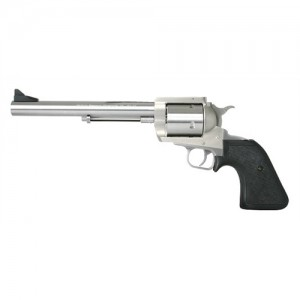 "Magnum Research BFR .45-70 Government 5-Shot 7.5"" Revolver in Stainless (Long Cylinder) - BFR45/707"