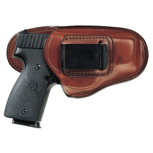 Bianchi 19228 100 Professional Kahr K9/MK9/K40/K40 Covert Leather Tan - 19228