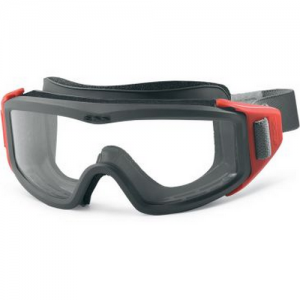 FirePro FS - Low-profile frame, one-piece wrap-around strap w/Velcro helmet tabs