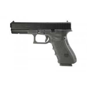 "Glock 17 9mm 17+1 4.49"" Pistol in Matte Polymer - 1717AUT"
