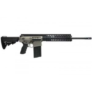 """Patriot Ordnance Factory P308 .308 Winchester/7.62 NATO 20-Round 16"""" Semi-Automatic Rifle in NP3 Coating - R308-16-11T-308-N1"""