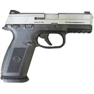 "FN Herstal FNS-40 .40 S&W 10+1 4"" Pistol in Black (Manual Safety) - 66947"