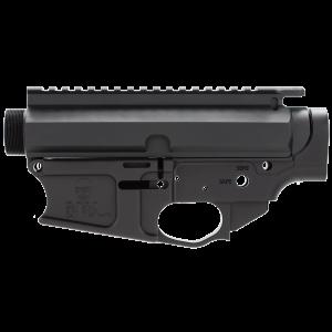 DRD Tactical M762REC M762 Billet Lower/Upper AR-10 308 Winchester/7.62 NATO Black