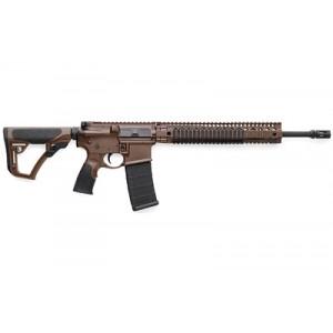 """Daniel Defense V5 5.56 NATO 30-Round 16"""" Semi-Automatic Rifle in Brown - 02-123-13028-047"""