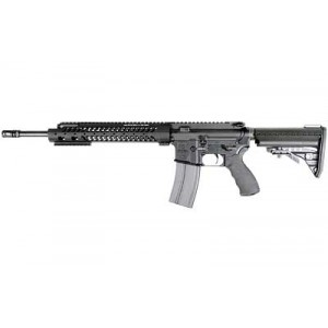 "Adams Arms Tactical Evolution .223 Remington/5.56 NATO 30-Round 16"" Semi-Automatic Rifle in Black - RA-16-M-TEVO-556"