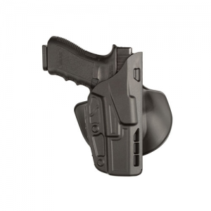 "Safariland 7378 ALS Right-Hand Multi Holster for Smith & Wesson M&P in Black Safari Seven (4.25"") - 7378-219-411"