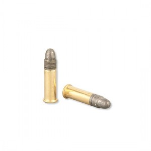 EuroPlink .22 Long Rifle Lead Round Nose, 40 Grain (100 Rounds) - EUROPLINK100