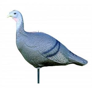 Feather Flex Turkey Decoy w/Stake SF00845