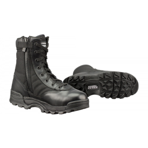 Classic 9  Side Zip Mens Size: 9.5 Color: Black Width: Wide
